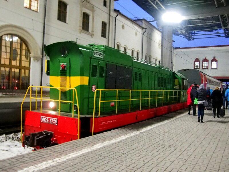 железная дорога, Казанский вокзал