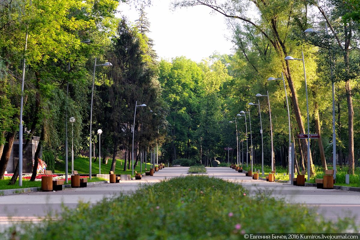 интересные места в Воронеже