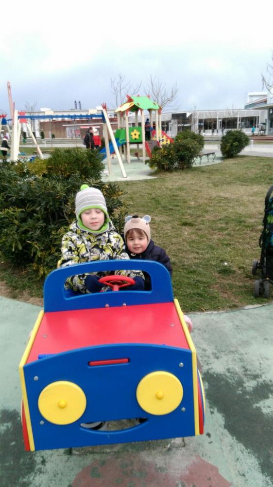 детская площадка Азимут
