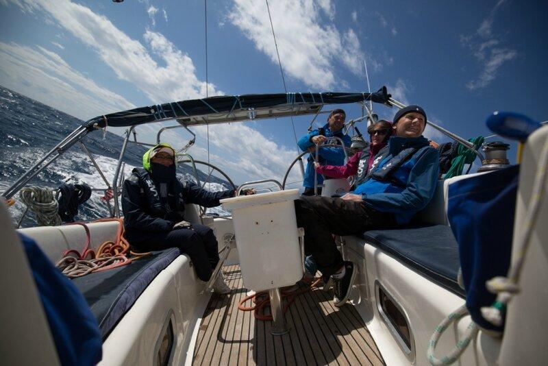 AURORA Yacht School