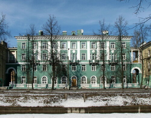 Комсомольского канала наб. 18