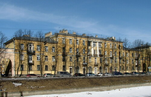 Комсомольского канала наб. 26