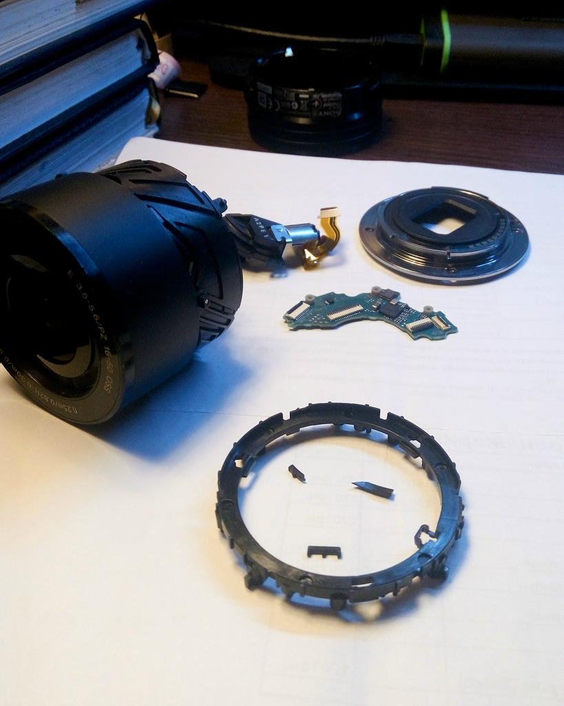 selp1650 сломан ремонт кольцо где купить