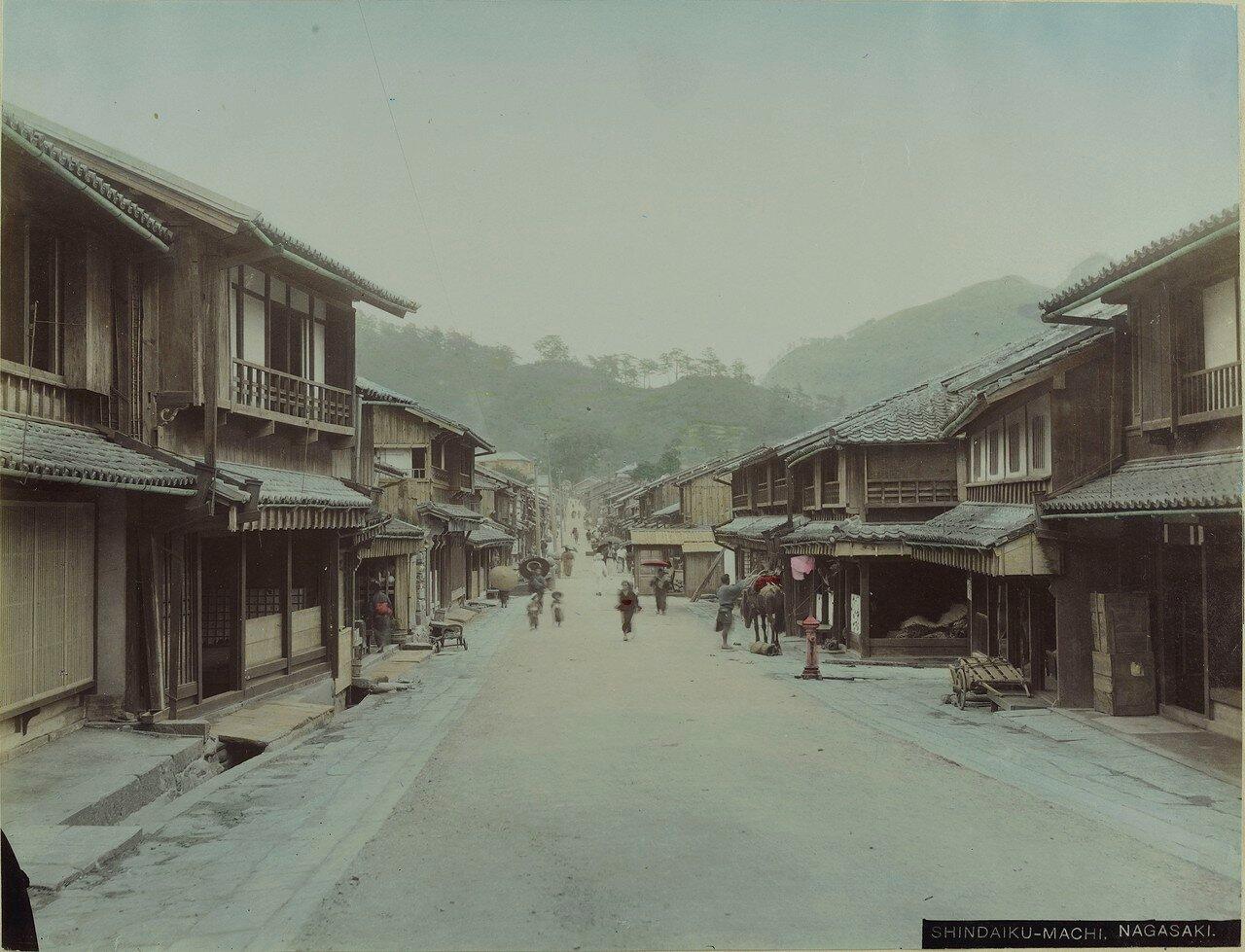 Нагасаки. Шиндайку-мачи