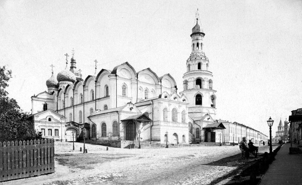 Благовещенский собор. 1890-е гг.