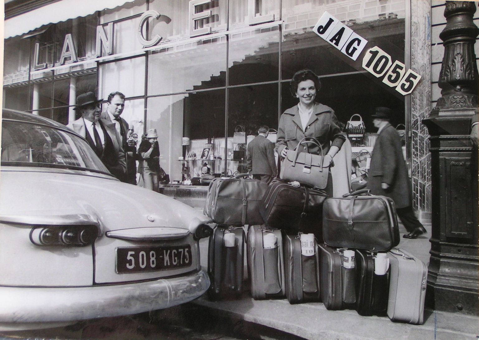1965. Париж