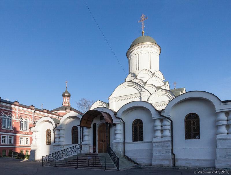 Собор Рождества Богородицы в Рожественском монастыре