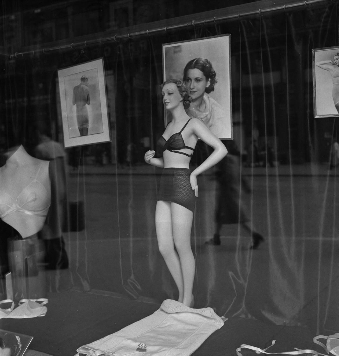 20. Парижская витрина