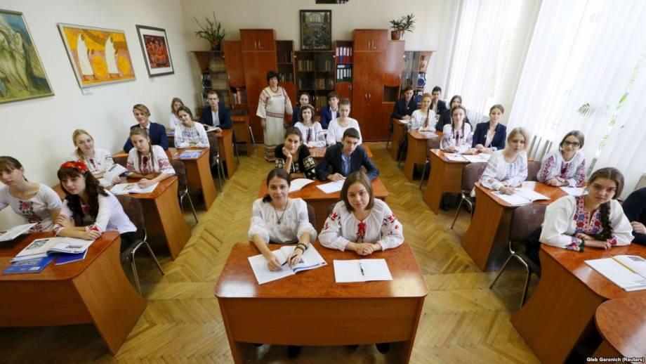 Ветераны АТО на Донбассе разработали методику уроков патриотизма для педагогов