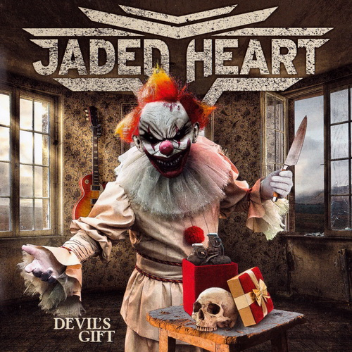 Jaded Heart - 2018 - Devil's Gift [Massacre, MAS DP1005, Germany]