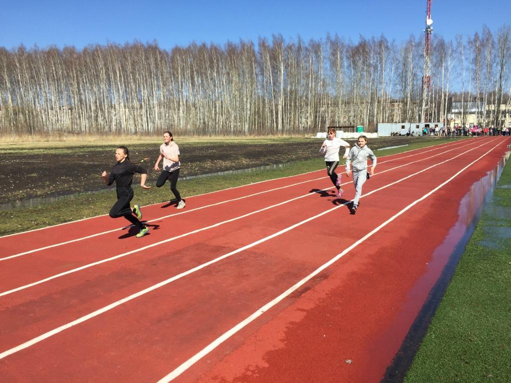 Состоялось лично-командное первенство Кораблинского района по легкой атлетике