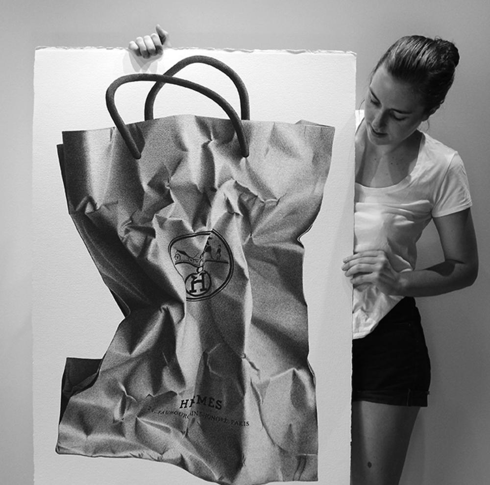 Краска карандашом: завораживающие рисунки художницы из Австралии (5 фото)
