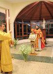 Русские православные христиане Перу встретили Пасху на приходе св. Матроны Московской