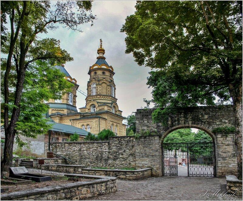 Пятигорский некрополь.Место первого захоронения М.Ю. Лермонтова.
