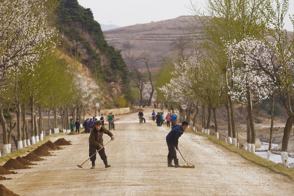 North Korea in the pictures of Karim Sahai