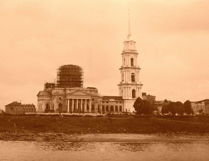 1972 Реконструкция Спасо-Преображенского собора. Широков Д..jpg