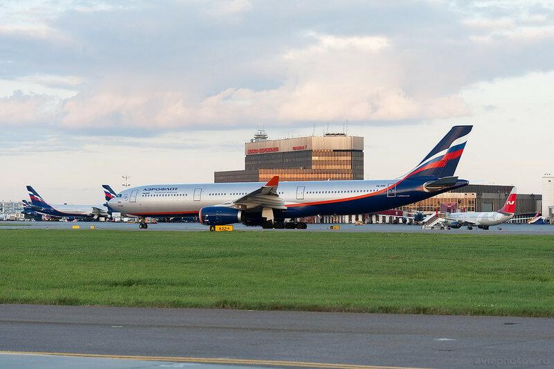 Airbus A330-343 (VQ-BMV) Аэрофлот 0765_D703678