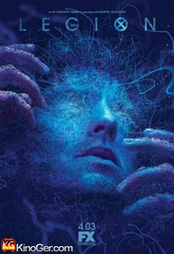 Legion - Staffel 01-02 (2017)