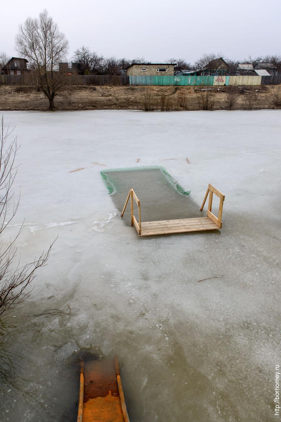 балыковский пруд