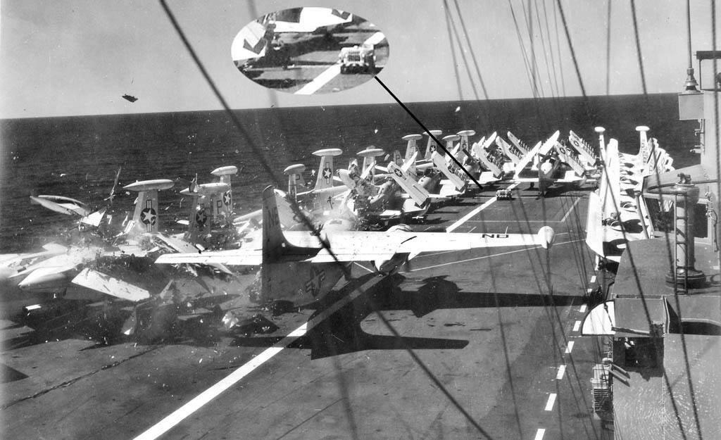 Coral Sea 1956