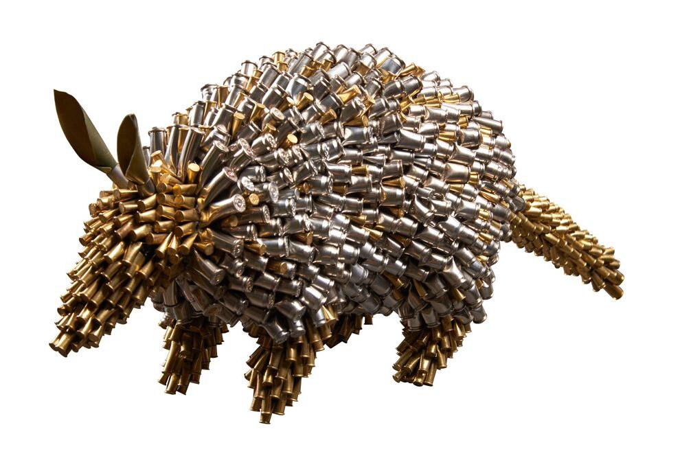 животные необычное оружие