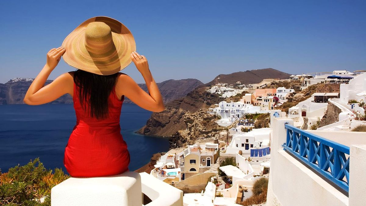 лето 2018 время Греция отдыx путешествие пляж