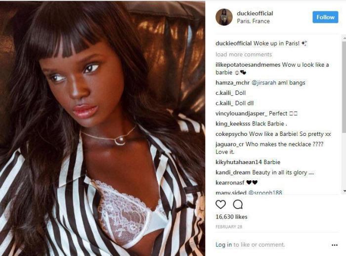 афроамериканцы барби девушки куклы модели Нью-Йорк