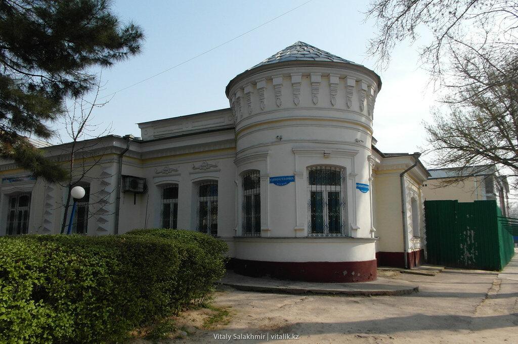Интересные здания Узбекистана, Ташкент