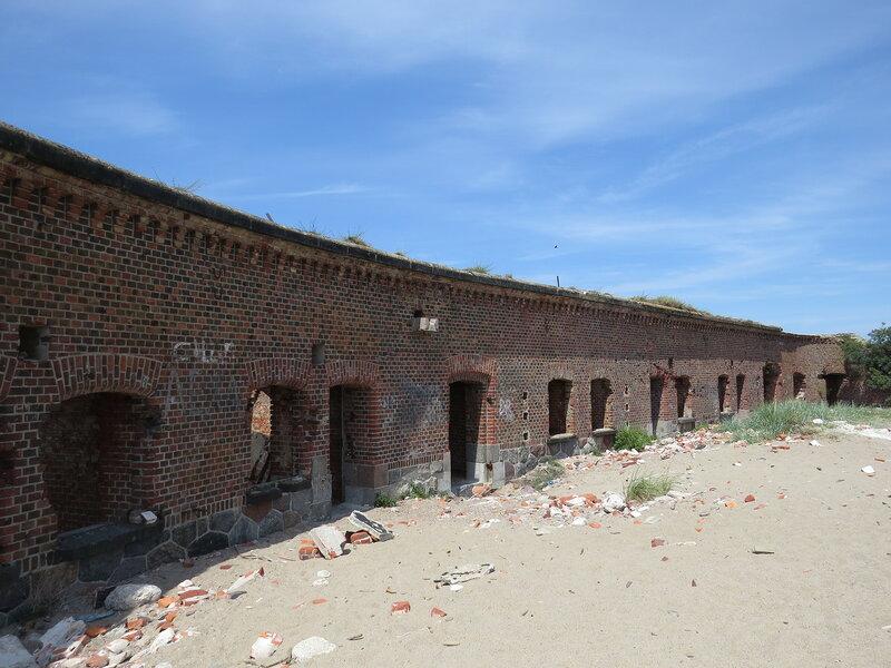 форт Западный - казематы _3