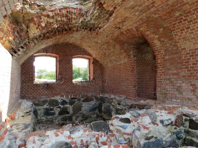 форт Западный - казематы _6
