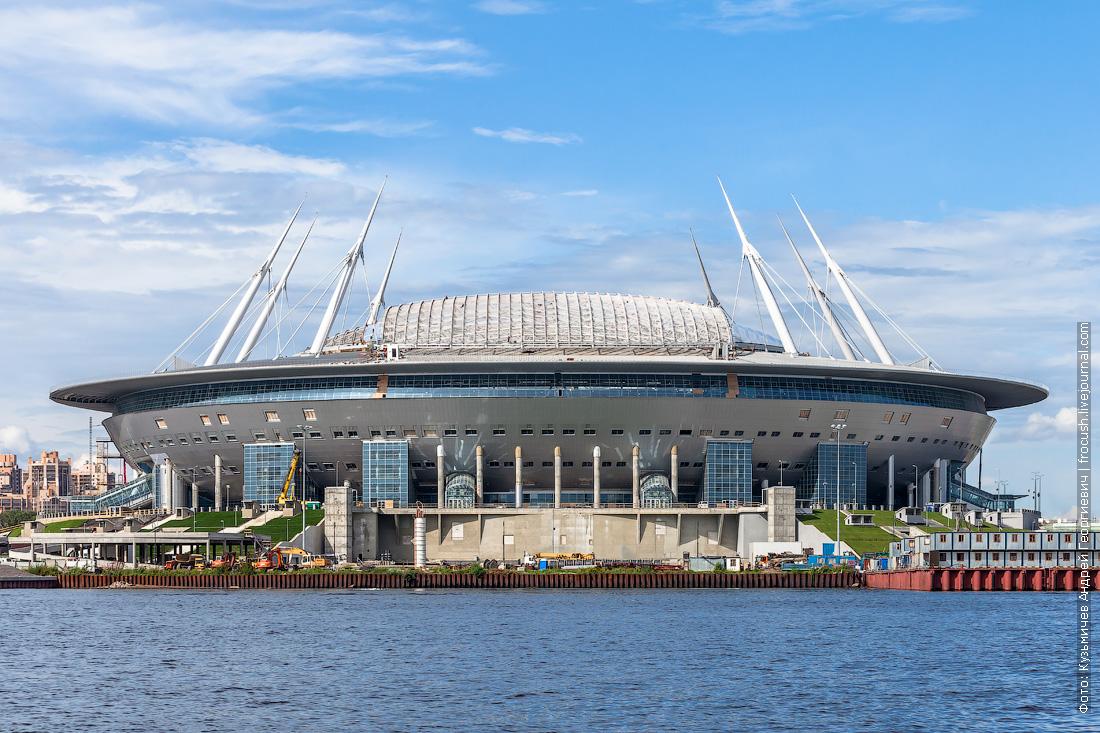 Санкт-Петербург Стадион «Санкт-Петербург