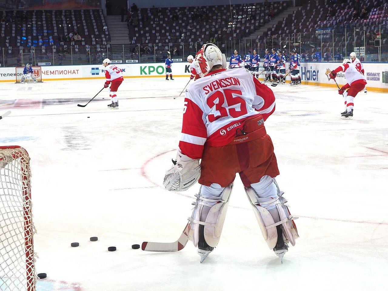 7Металлург - Спартак 13.01.2017