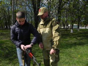 """""""ПС"""" Хмельнитчины будет учить военному делу всех желающих!"""