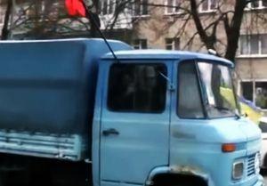 Первомайский ячейка передал на передовую в ДУК автомобили