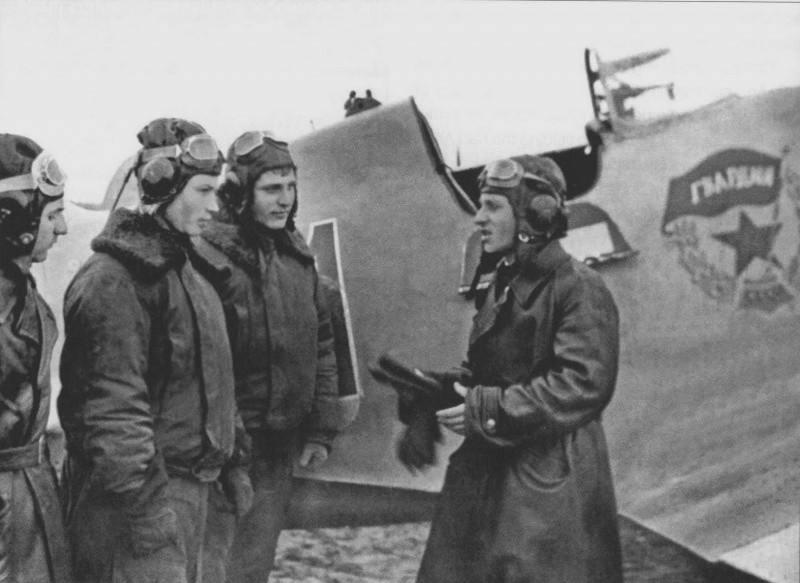 Советская авиация понесла наименьшие потери во ВМВ из всех воюющих держав