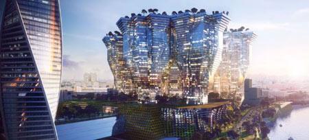 Иностранцы раскупают недвижимость в «Москва-Сити»