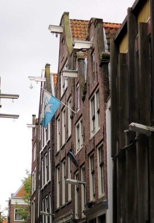 Amsterdam, De Wallen, Red light district, Rouge quartier
