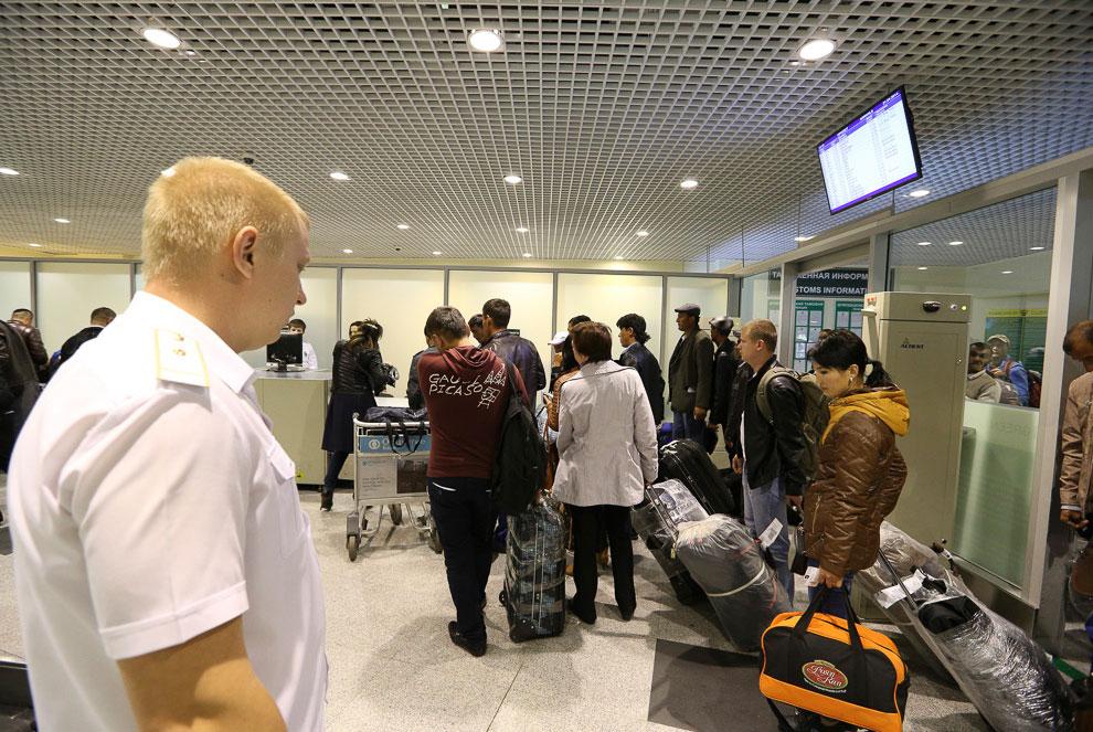 12. В 2013 году международный аэропорт Домодедово стал рекордсменом среди российских и восточно