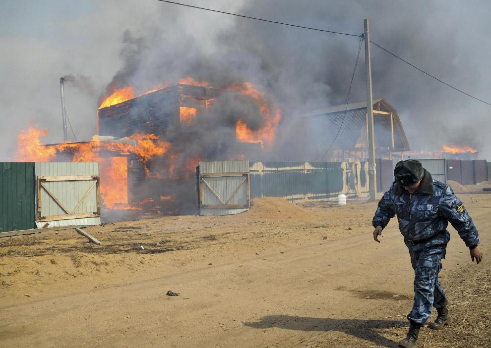 По предварительным данным, пострадали свыше 21 000 человек. Также пострадали 284 дачных дома. П