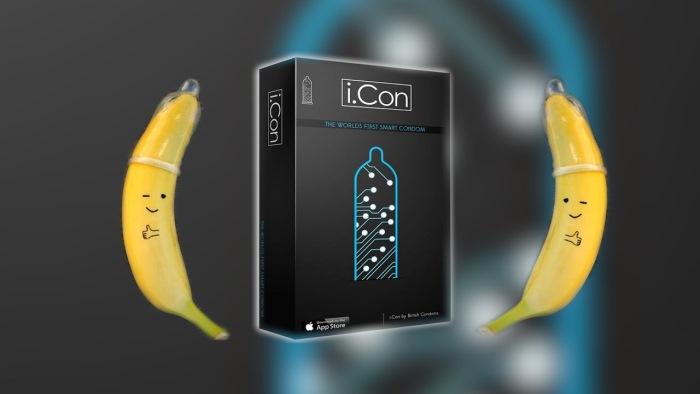 По своей сути, i.Con — это даже не презерватив, а специальный резиновый обруч, который на него надев
