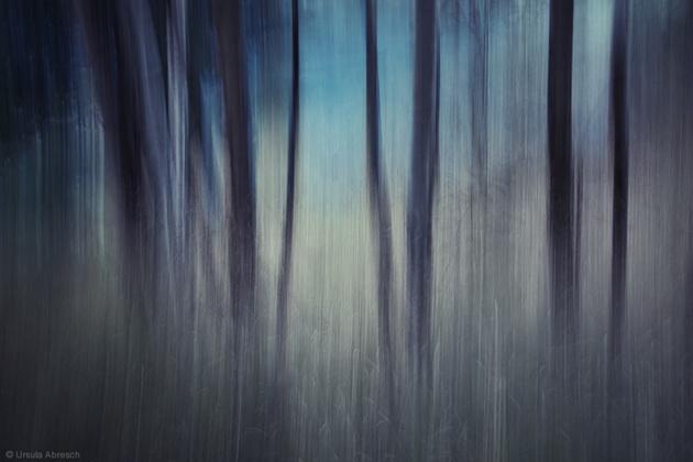 Уникальный стиль абстрактной фотографии Урсулы Абреш (Ursula Abresch)