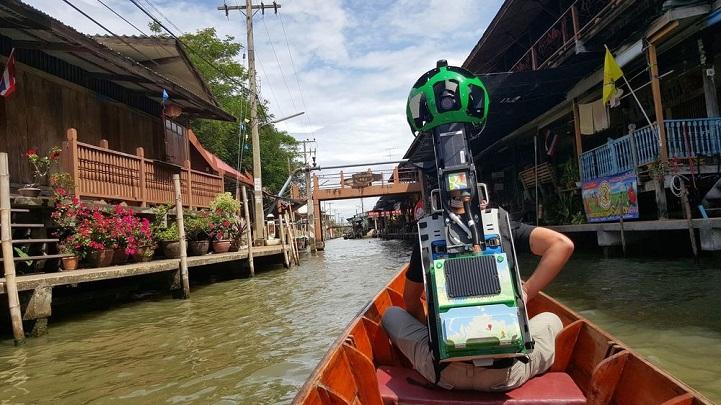 500 километров по самым недоступным уголкам Таиланда