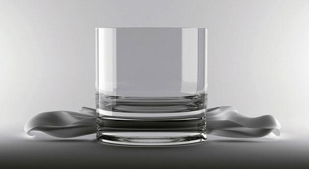 Наклонные стаканы