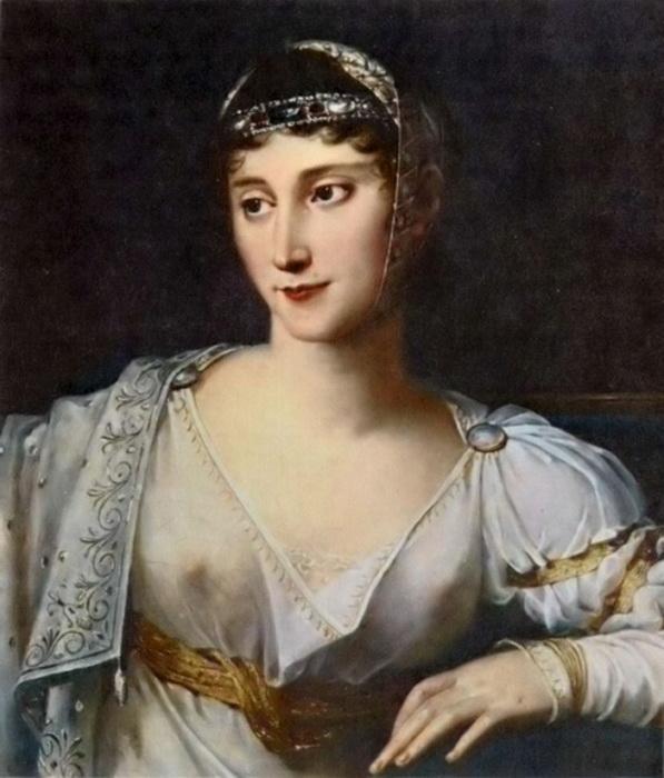 «Жертвами моды» во второй половине 18-го века стали называть девушек, которые чрезмерно увлекались т