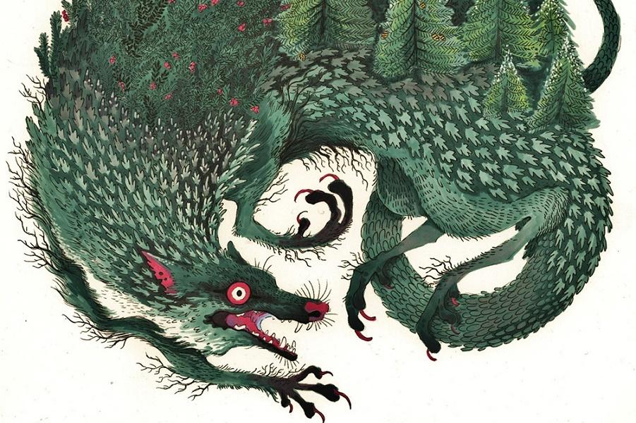 «Страшные» звери -леса