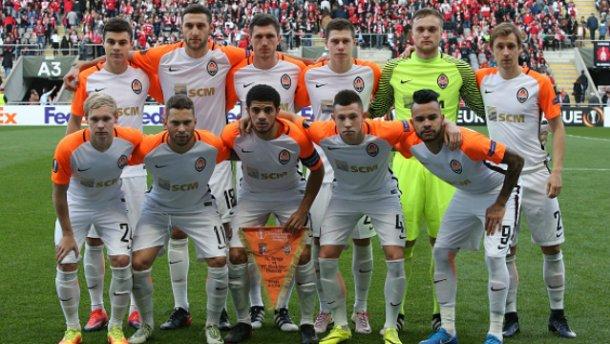 Украинский клуб установил рекорд впрестижном футбольном турнире