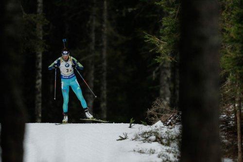 Украинские биатлонистки завоювали «бронзу» наэтапе Кубка мира вСловении