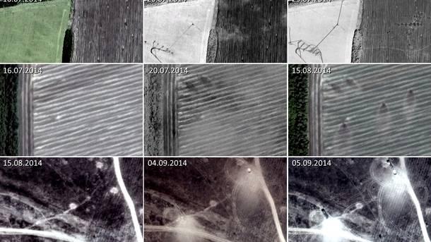 Bellingcat: РФ проводила большие обстрелы Донбасса летом 2014 года