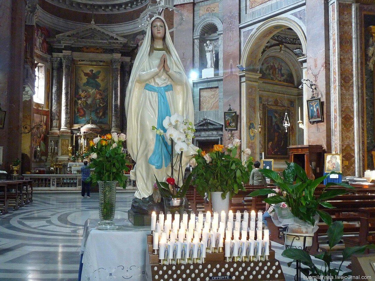 Молитва ко Пресвятой Деве Марии.