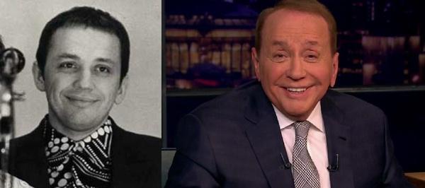 Известные телеведущие тогда и сейчас.
